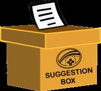 Cheek and Scott Suggestion Box